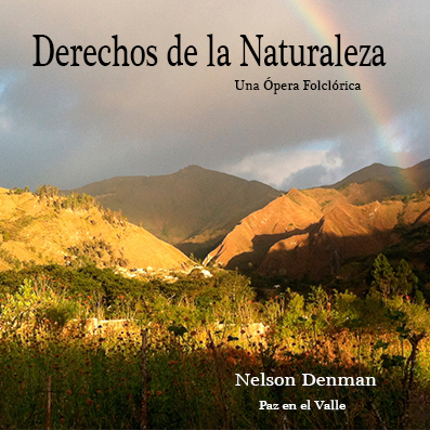 The third CD of the Derechos de la Naturaleza set